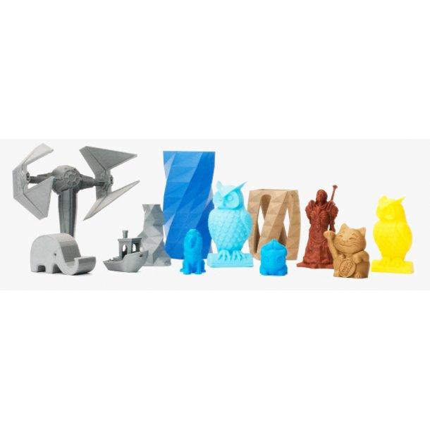 Snapmaker 3-i-1 3D printer med laserindgravering og CNC fræser