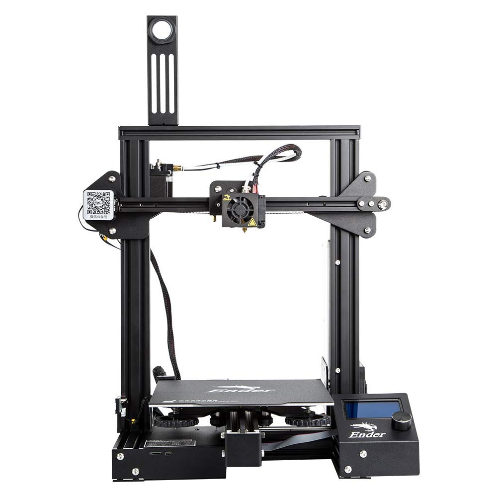 creality ender 3 pro 3d printer 220 x 220 x 250 mm 3d printere. Black Bedroom Furniture Sets. Home Design Ideas