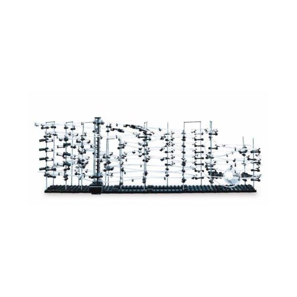 Kuglebane med 60 meter skinner