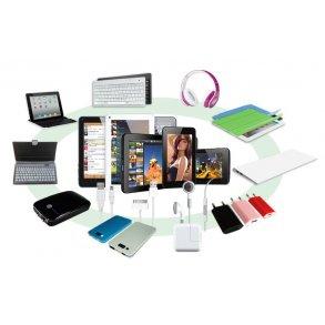 Smartphone & Tablet tilbehør