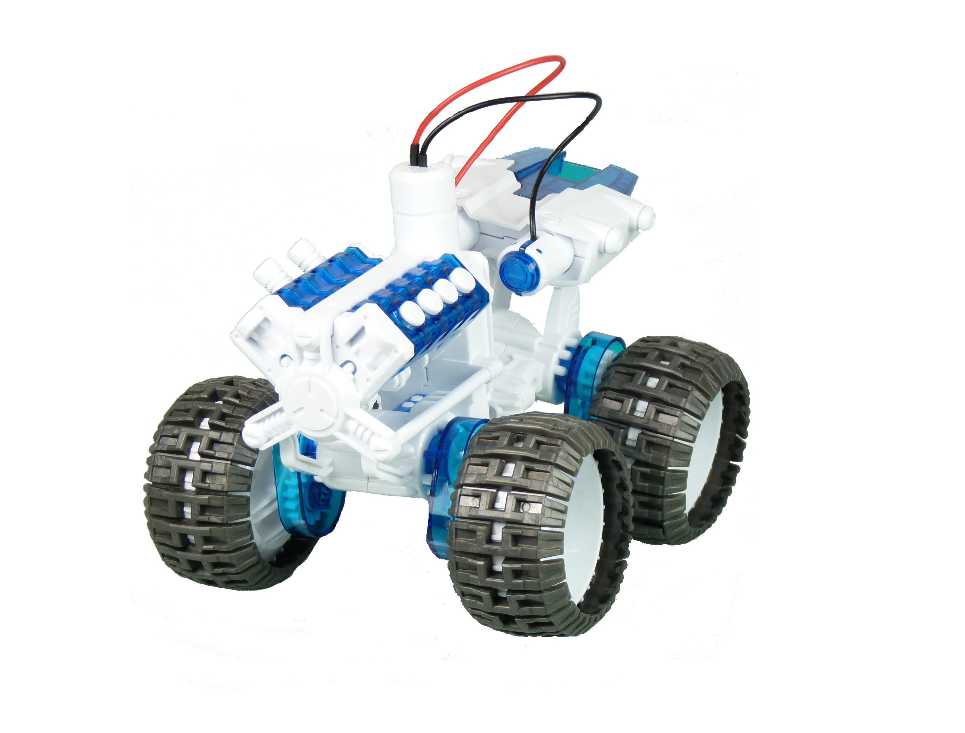 #0C3E7C Bedst Indlæring Gør Det Selv Robotter Og Modeller Gør Det Selv Vægdrivhus 6313 320024326313