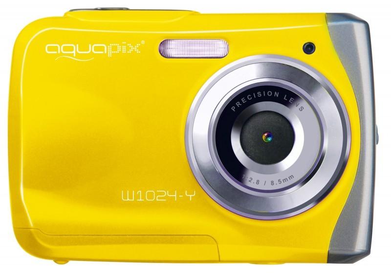 28205655 Easypix W1024 Splash undervandskamera, gul - Undervands kamera ...
