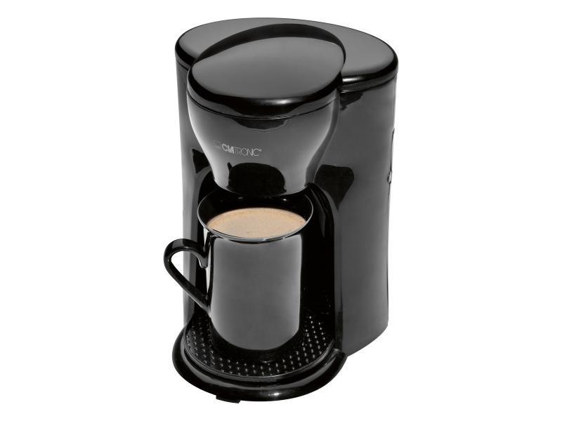 Højmoderne Clatronic 1-Kop Kaffemaskine KA 3356. Køb den her. HS-32