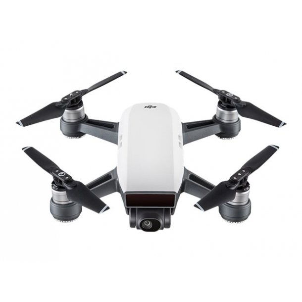 DJI Spark fly more combo, hvid